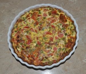 Seasonal Vegetable Frittata (2)