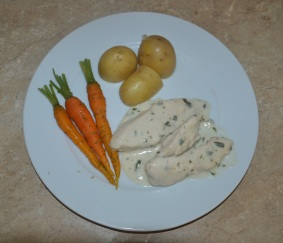 Chicken with Tarragon